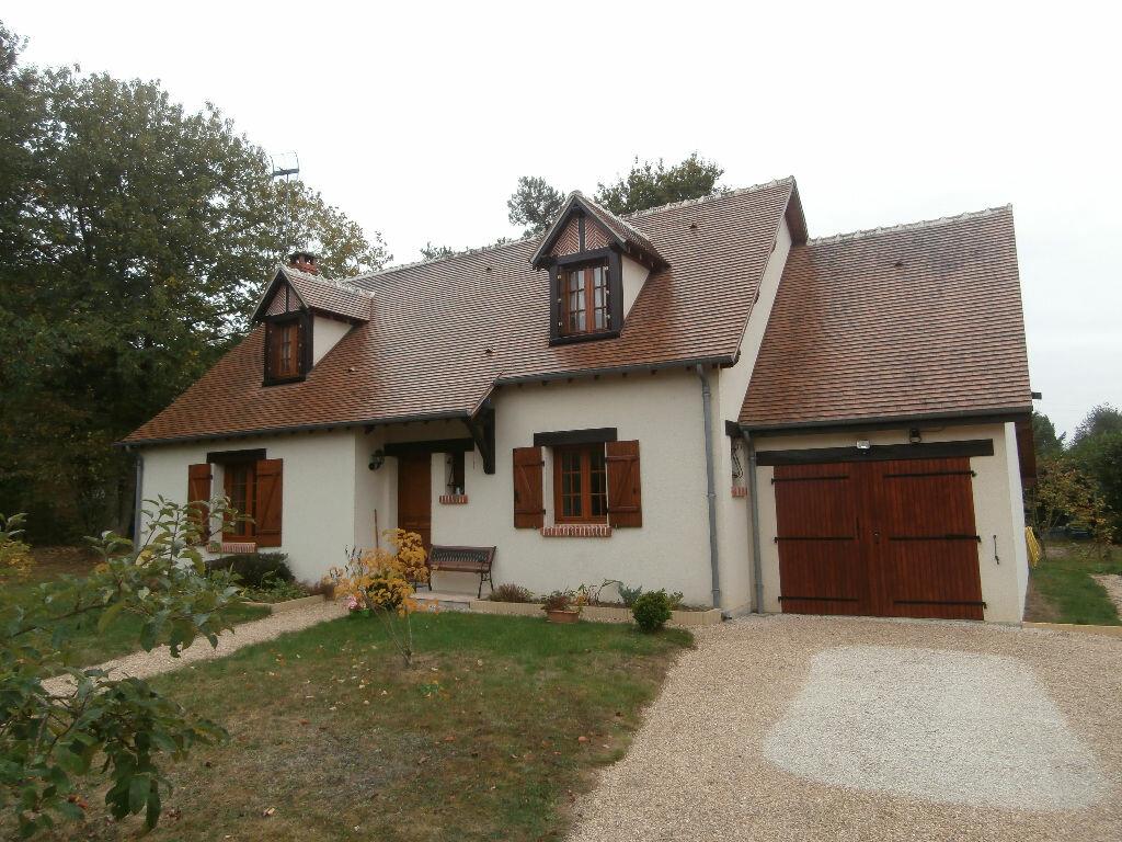 Achat Maison 5 pièces à Yvoy-le-Marron - vignette-1
