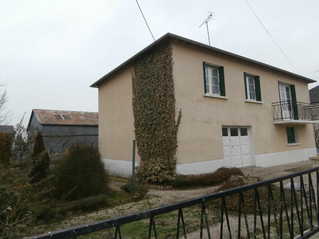 Achat Maison 4 pièces à Neung-sur-Beuvron - vignette-7