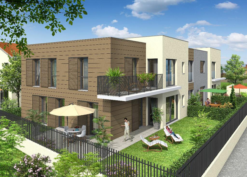 Achat Appartement 4 pièces à Craponne - vignette-1