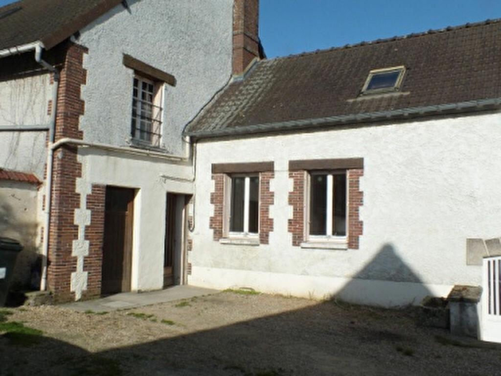 Achat Appartement 3 pièces à La Couture-Boussey - vignette-1