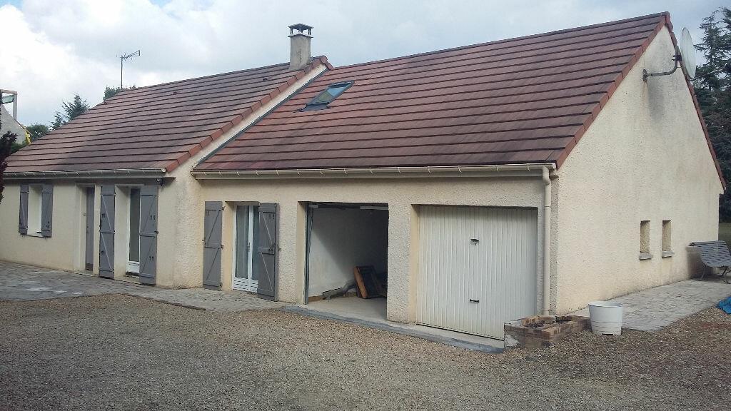 Achat Maison 7 pièces à Germigny-l'Évêque - vignette-1