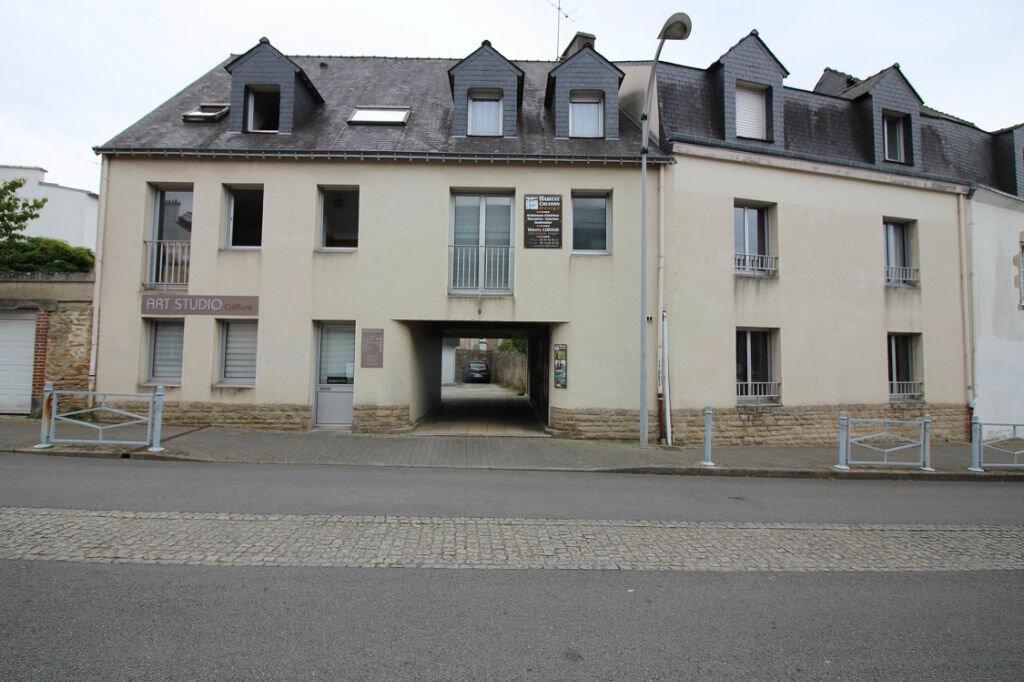 Achat Appartement 1 pièce à Vannes - vignette-2