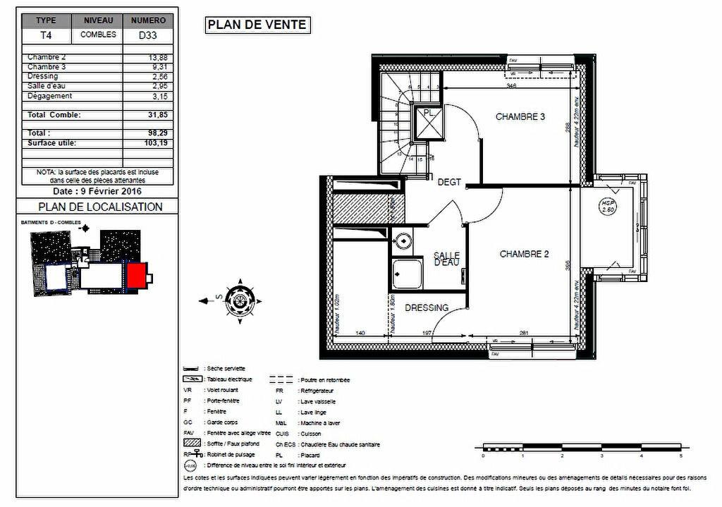 Achat Appartement 4 pièces à Le Pouliguen - vignette-2