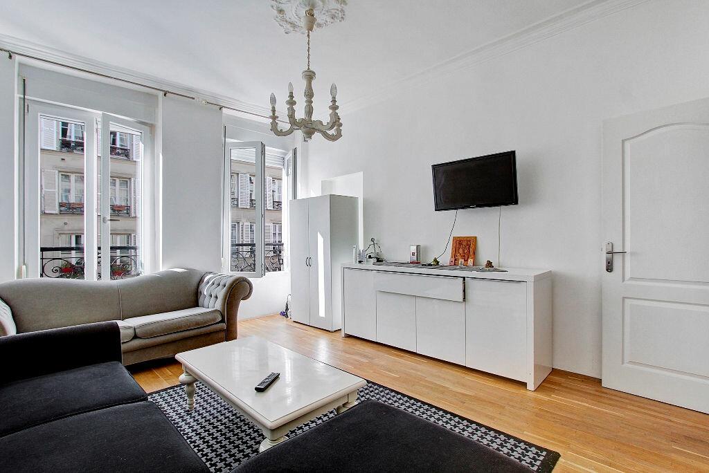 Achat Appartement 3 pièces à Paris 10 - vignette-1