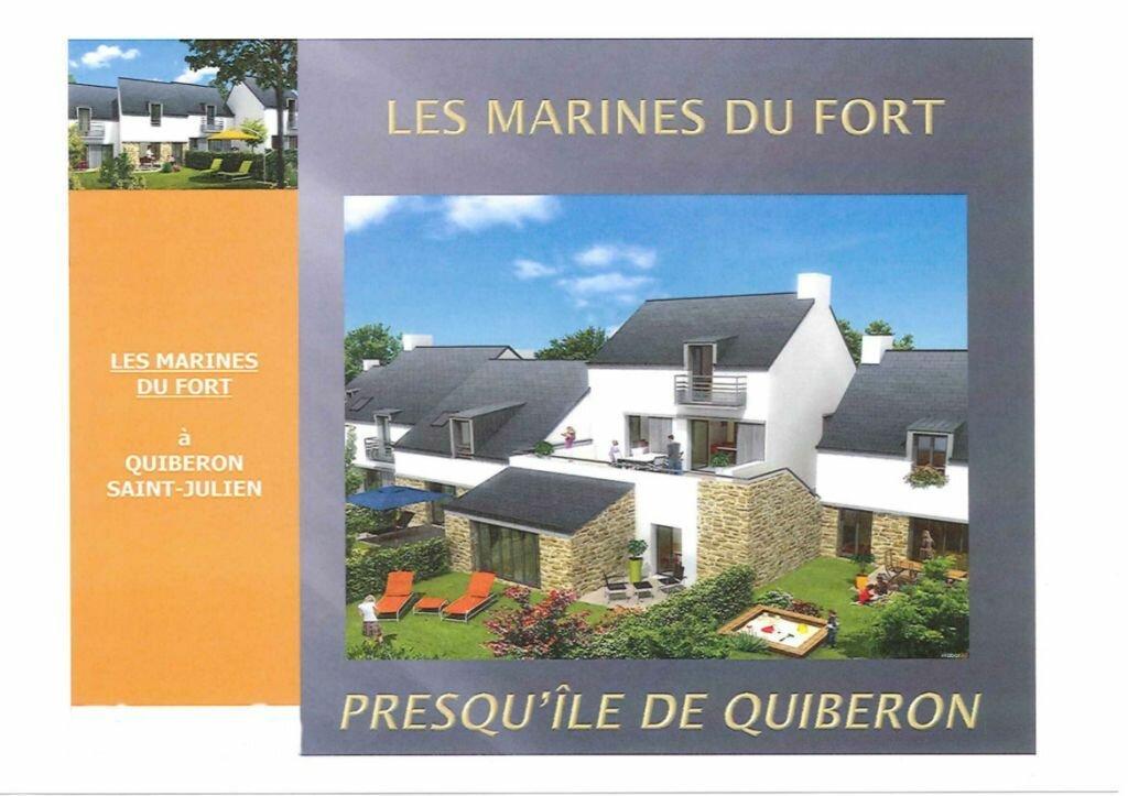 Achat Maison 3 pièces à Quiberon - vignette-1