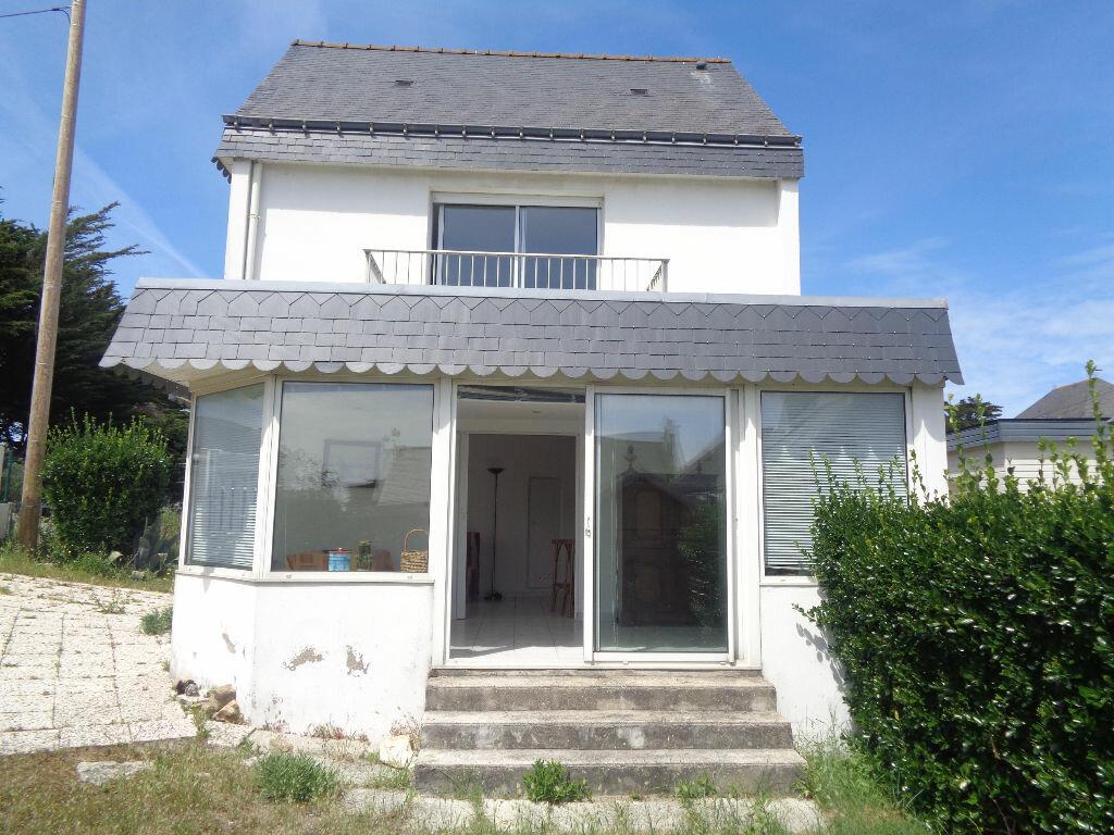 Maison saint pierre quiberon 55 m t 3 vendre 165 137 for Achat maison quiberon