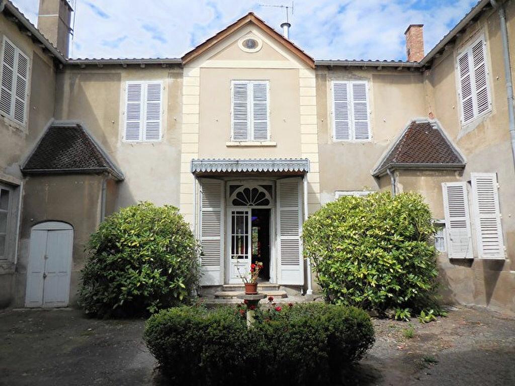 Achat Maison 18 pièces à Thoissey - vignette-1