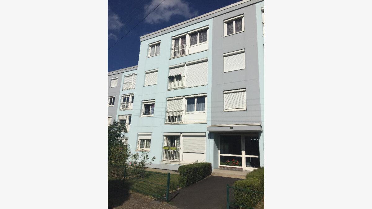 Location Appartement 3 pièces à Sotteville-lès-Rouen - vignette-7