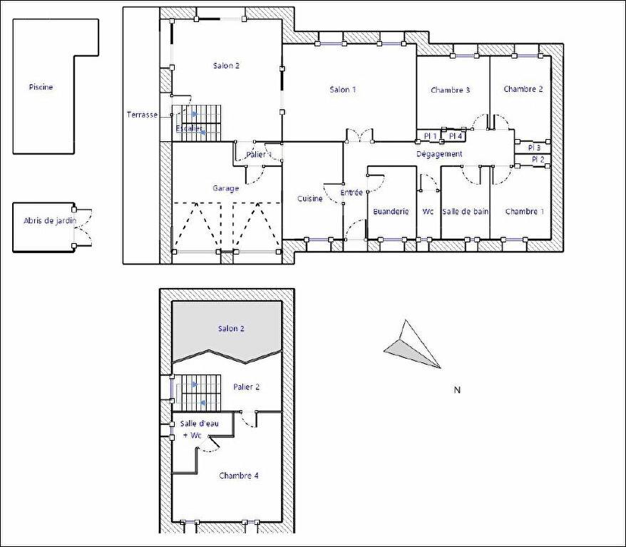 Achat Maison 6 pièces à Mondonville - vignette-10
