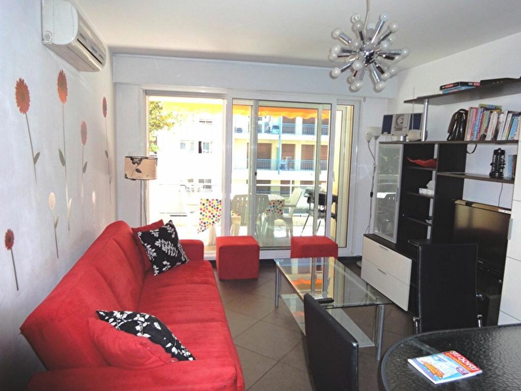 Achat Appartement 2 pièces à Antibes - vignette-1