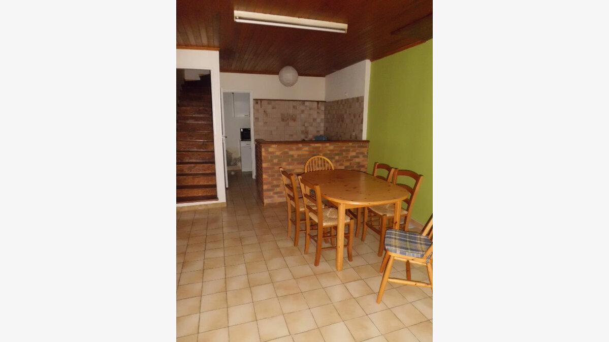 Location Maison 3 pièces à Mazères - vignette-1