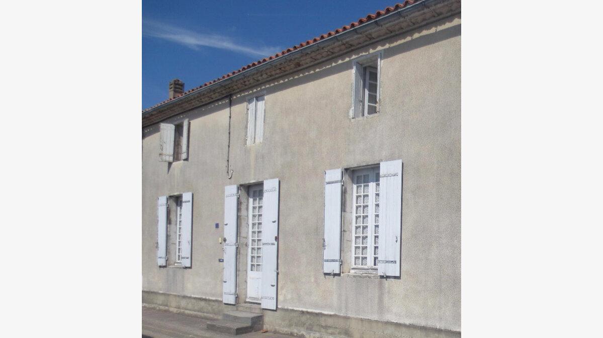 Achat Maison 4 pièces à Saujon - vignette-1