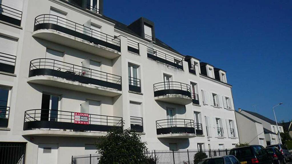 Location Appartement 2 pièces à Orléans - vignette-1