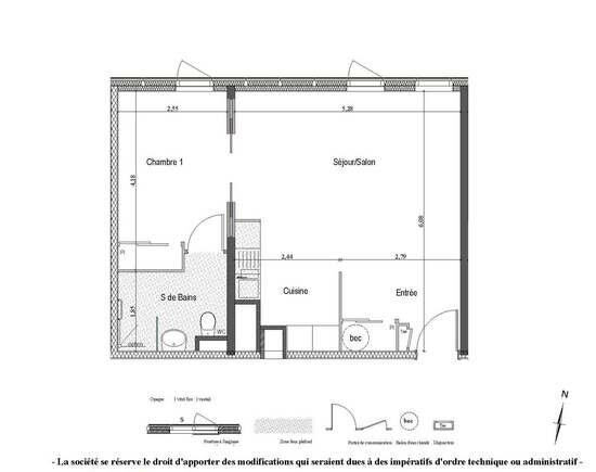 Achat Appartement 2 pièces à Orléans - vignette-6