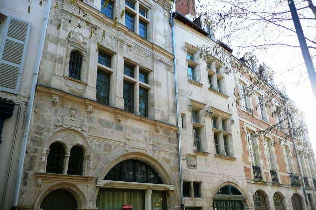 Location Appartement 1 pièce à Orléans - vignette-2