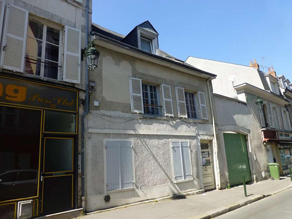 Location Appartement 1 pièce à Orléans - vignette-5