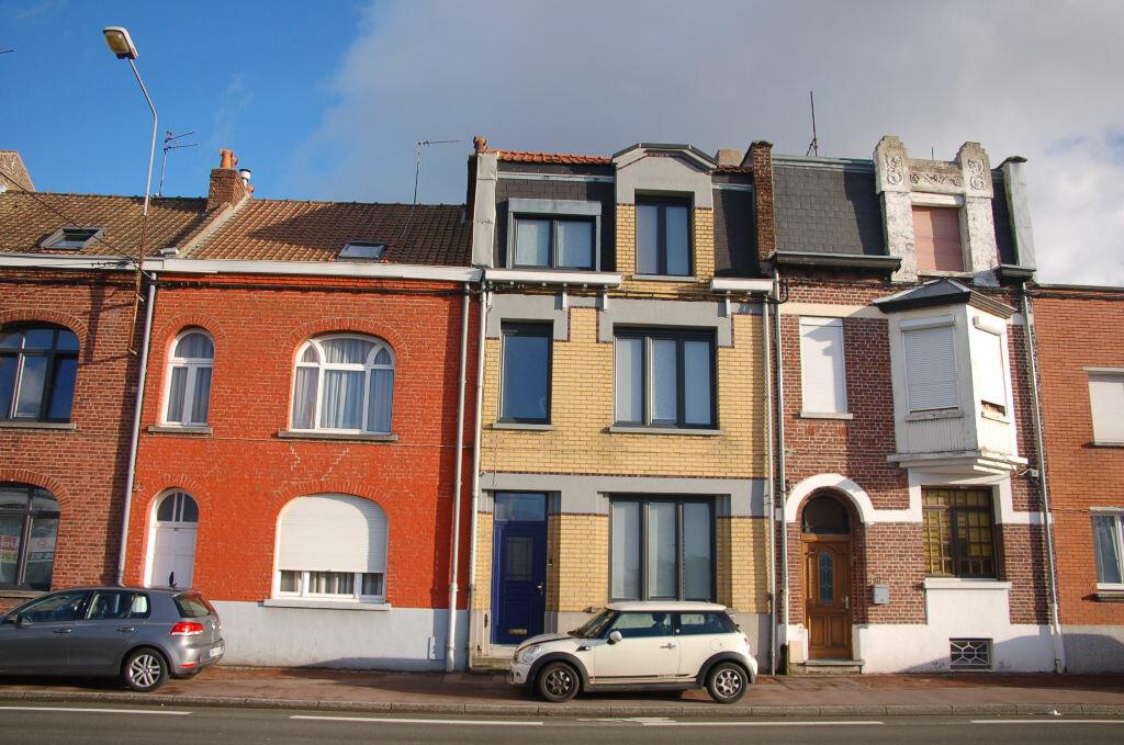 Achat Maison 6 pièces à Marcq-en-Baroeul - vignette-1