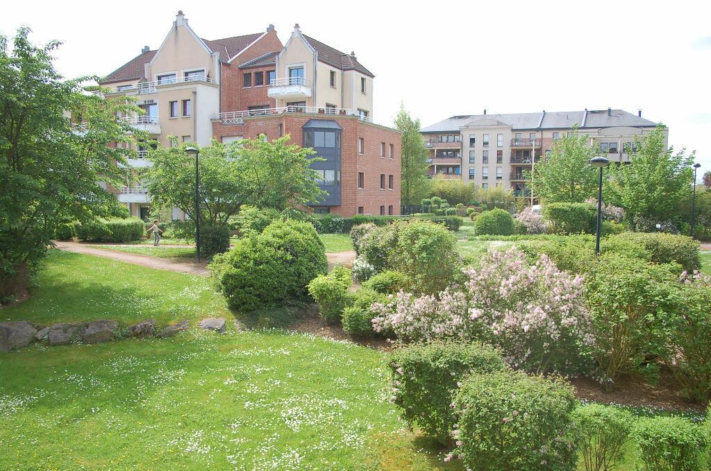 Achat Appartement 3 pièces à Marcq-en-Baroeul - vignette-1