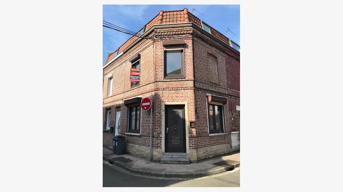 Achat Maison 3 pièces à Marcq-en-Baroeul - vignette-1