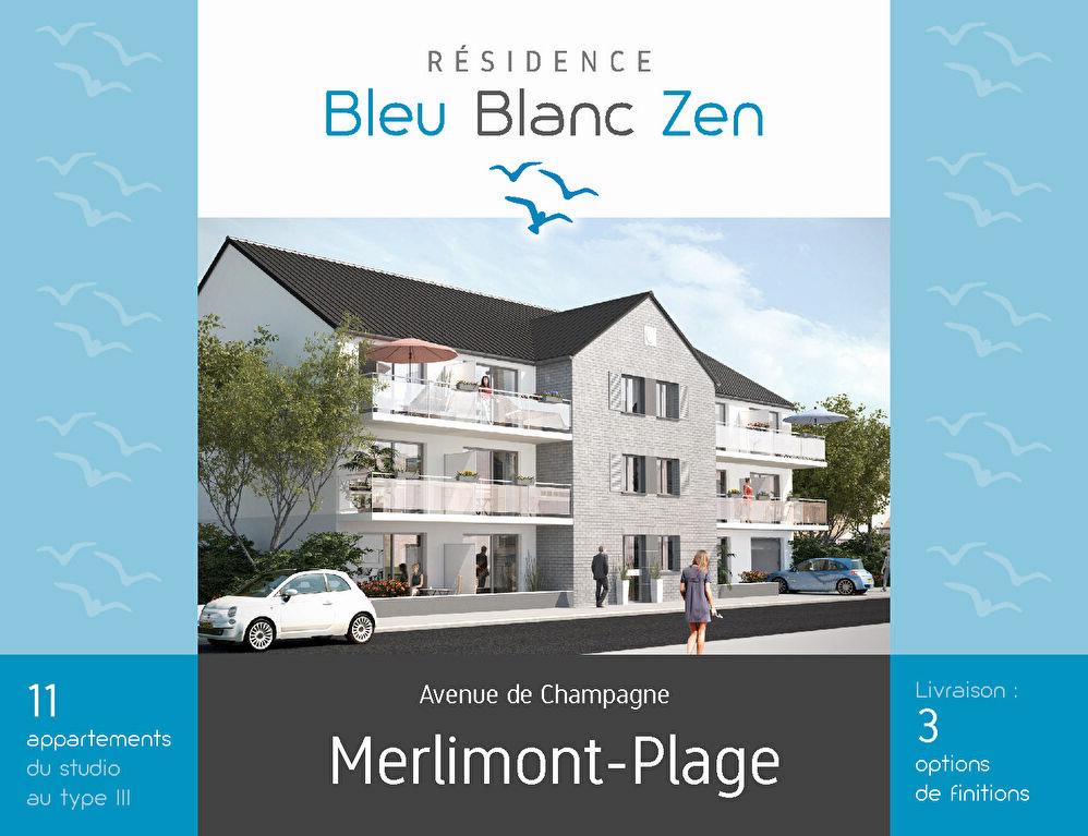 Achat Appartement 1 pièce à Merlimont - vignette-1