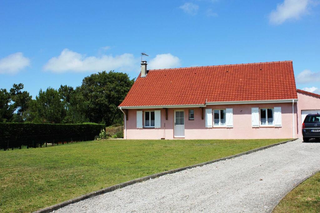 Location Maison 4 pièces à Cucq - vignette-1