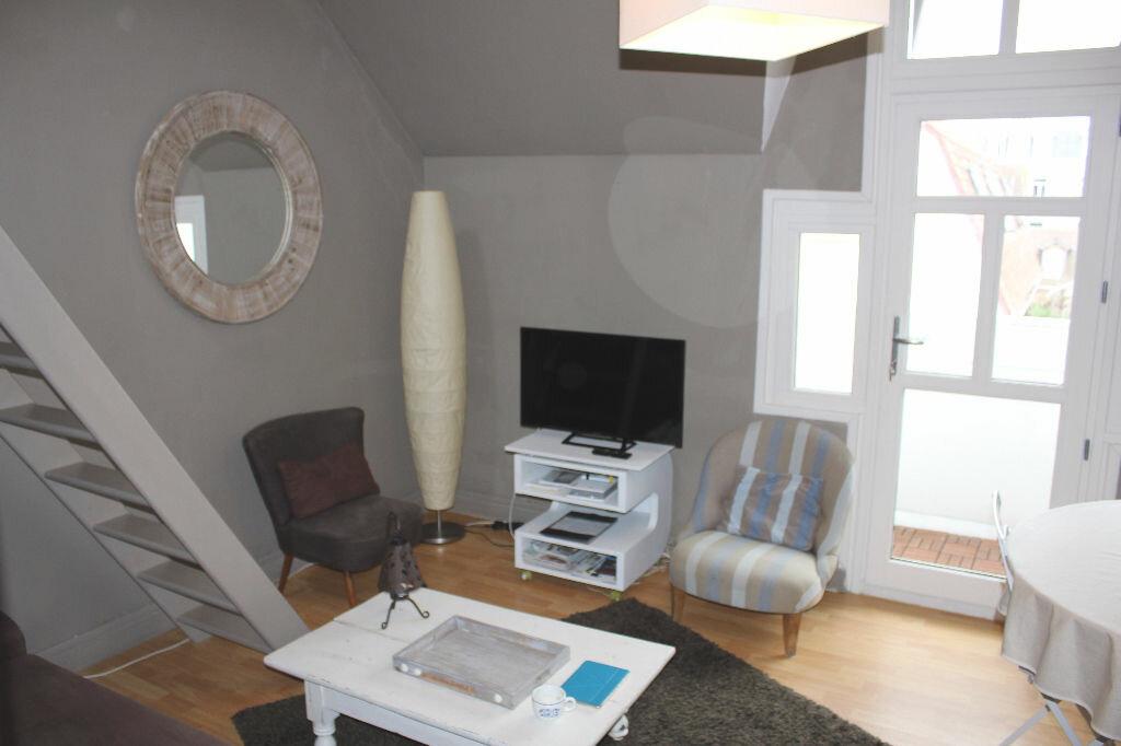 Achat Appartement 4 pièces à Le Touquet-Paris-Plage - vignette-3