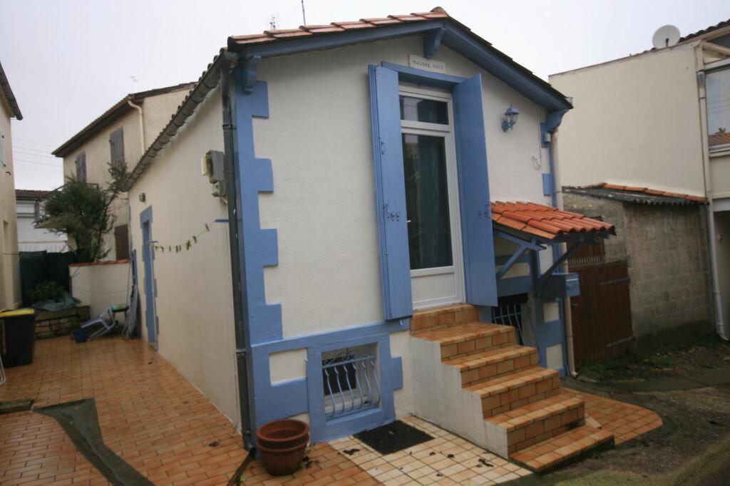 Achat Maison 2 pièces à Saint-Georges-de-Didonne - vignette-1
