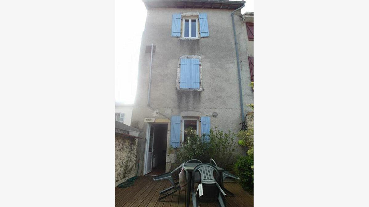 Achat Maison 7 pièces à Saint-Sever - vignette-1