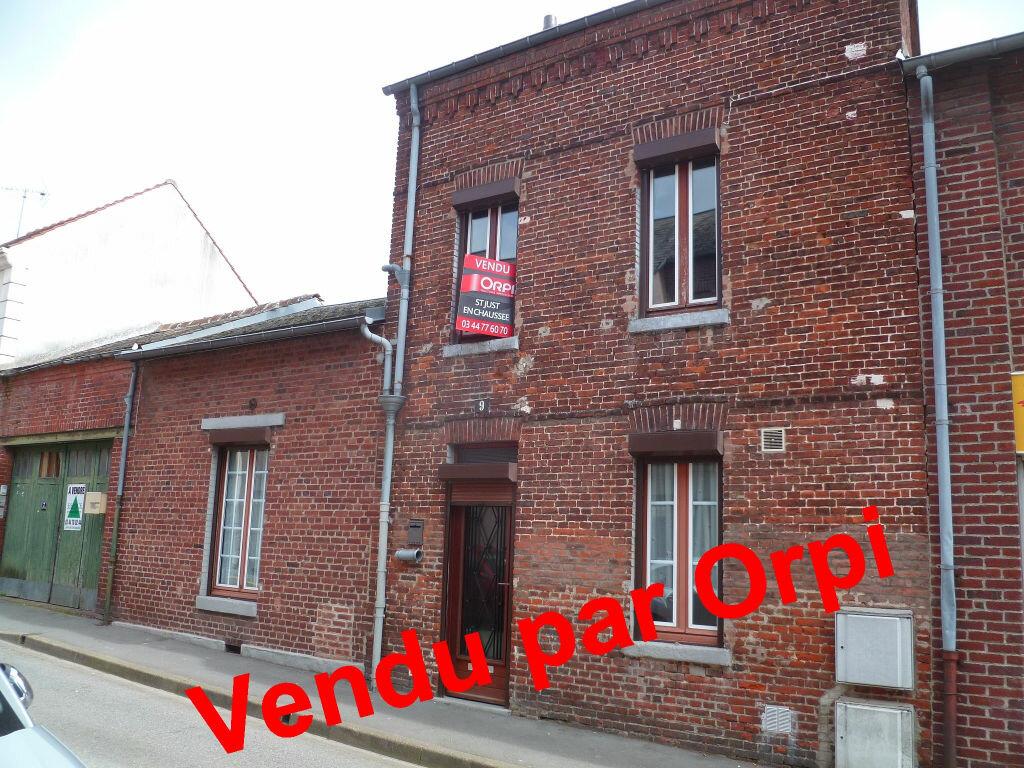 Achat Maison 3 pièces à Saint-Just-en-Chaussée - vignette-1