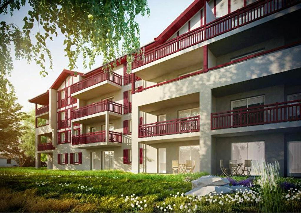 Achat Appartement 3 pièces à Hasparren - vignette-1