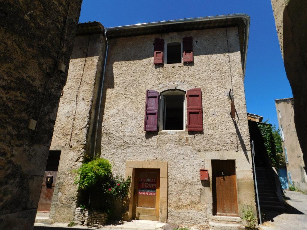 Achat Maison 2 pièces à Saint-Étienne-les-Orgues - vignette-5