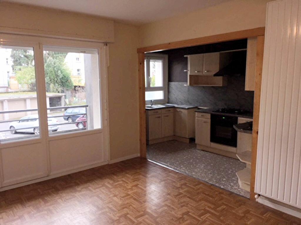 Location Appartement 3 pièces à Metz - vignette-1