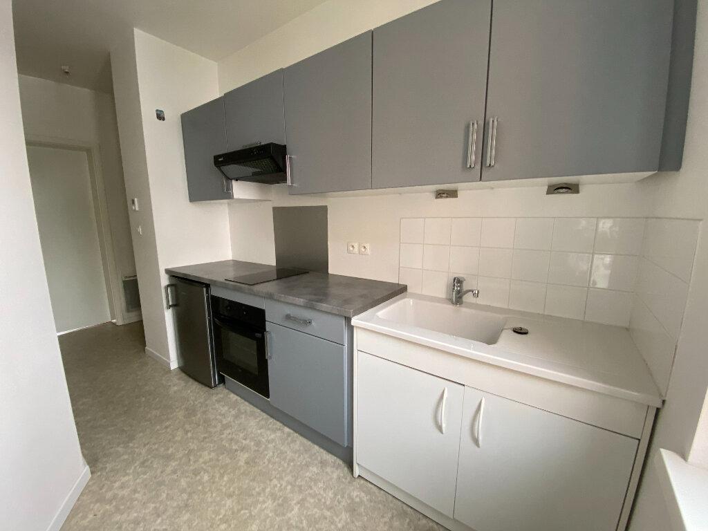Location Appartement 1 pièce à Montigny-lès-Metz - vignette-1