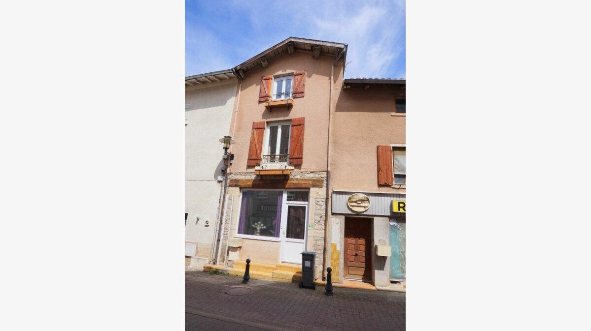 Achat Maison 5 pièces à Reyrieux - vignette-1