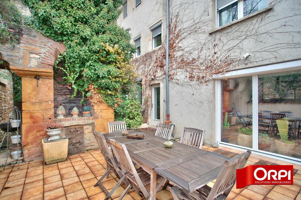 Achat Appartement 4 pièces à Trévoux - vignette-9