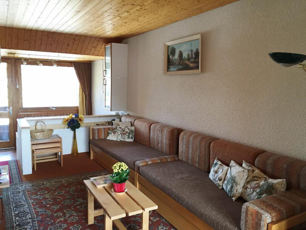 Achat Appartement 1 pièce à Mijoux - vignette-1