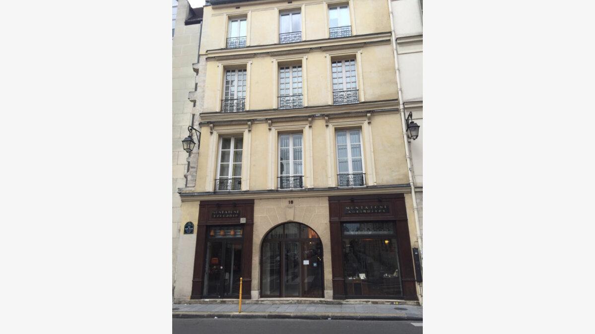 Achat Appartement 3 pièces à Paris 3 - vignette-1