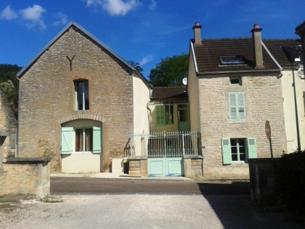 Achat Maison 6 pièces à Aisy-sur-Armançon - vignette-1