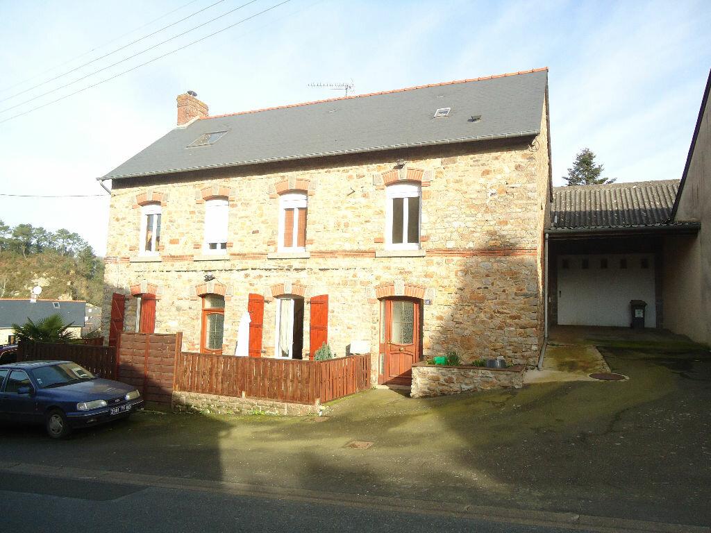 Achat Maison 5 pièces à Châtillon-en-Vendelais - vignette-1