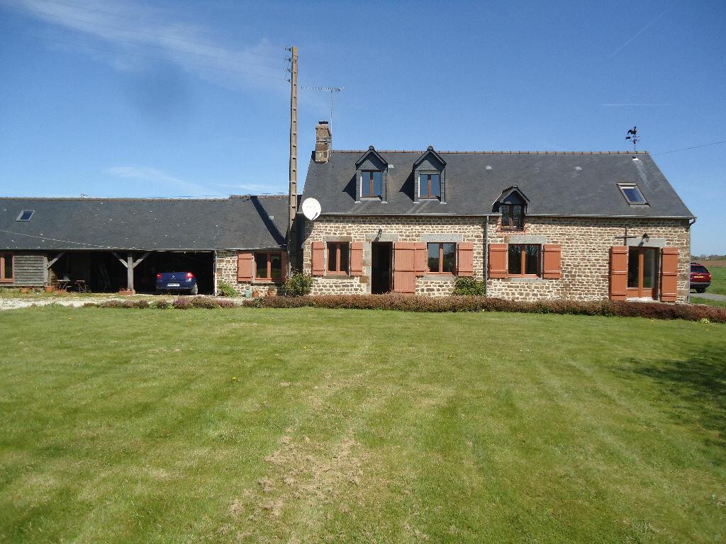 Achat Maison 5 pièces à Saint-Mars-sur-la-Futaie - vignette-1