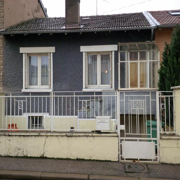 Achat Maison 3 pièces à Jarville-la-Malgrange - vignette-2