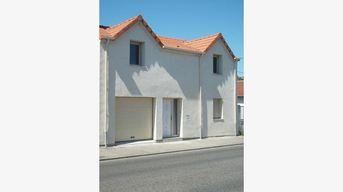Achat Maison 7 pièces à Saint-Max - vignette-1