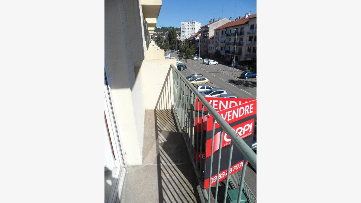 Achat Appartement 3 pièces à Villers-lès-Nancy - vignette-1