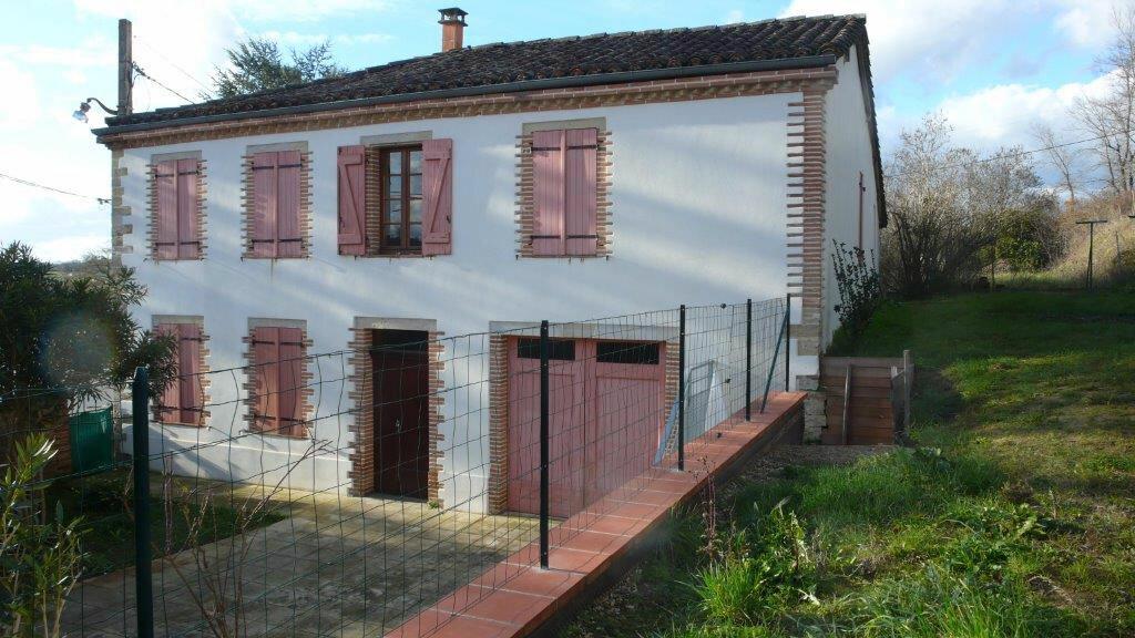 Location Maison 5 pièces à Monclar-de-Quercy - vignette-1