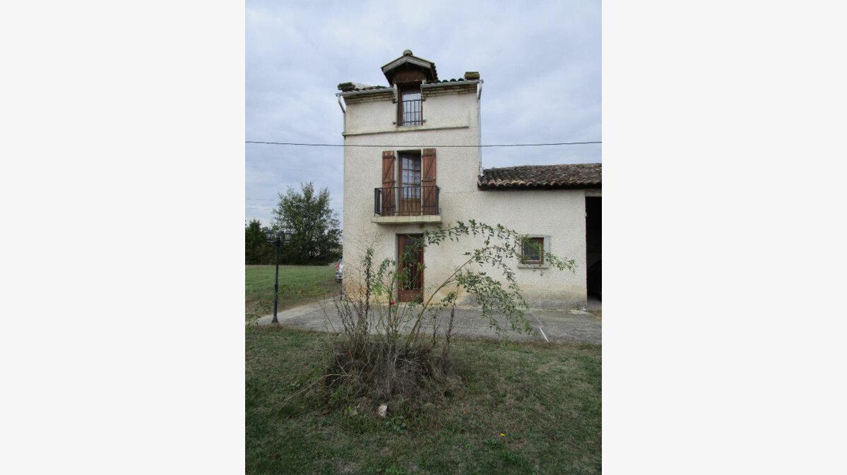 Location Maison 3 pièces à Nègrepelisse - vignette-1