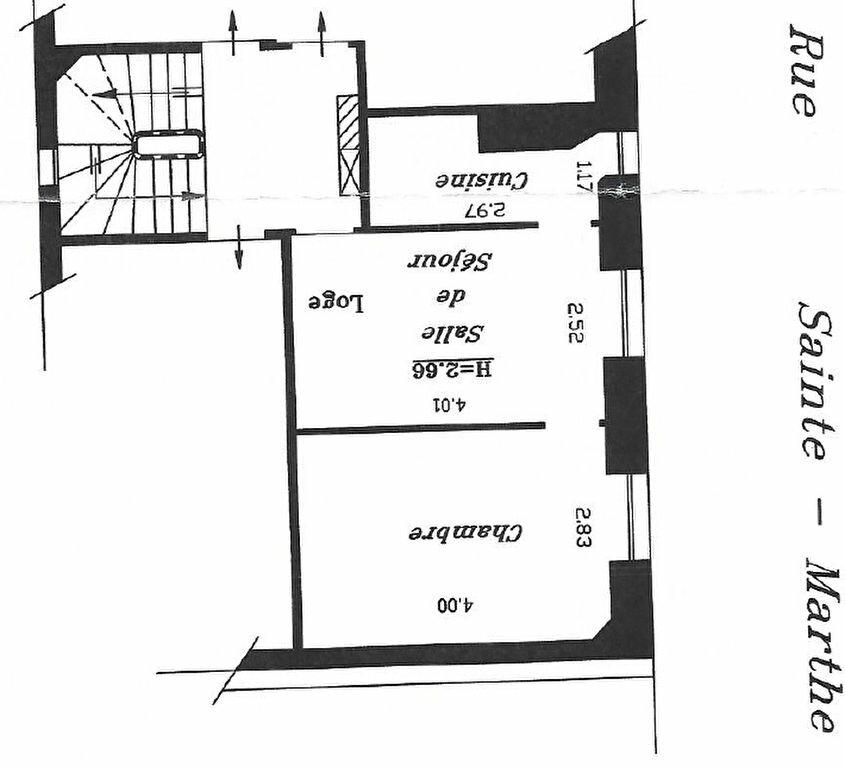 Achat Appartement 2 pièces à Paris 10 - vignette-5