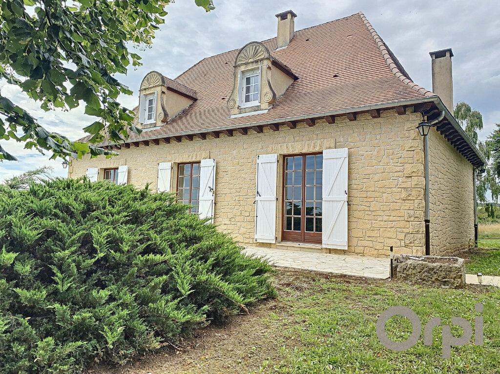 Achat Maison 6 pièces à Beauregard-de-Terrasson - vignette-1