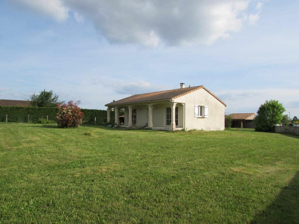 Achat Maison 4 pièces à Beauregard-de-Terrasson - vignette-1