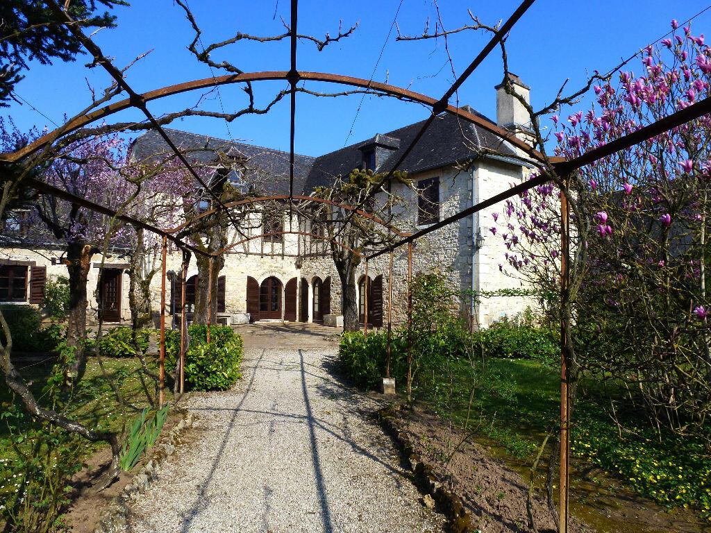 Achat Maison 10 pièces à Terrasson-Lavilledieu - vignette-14