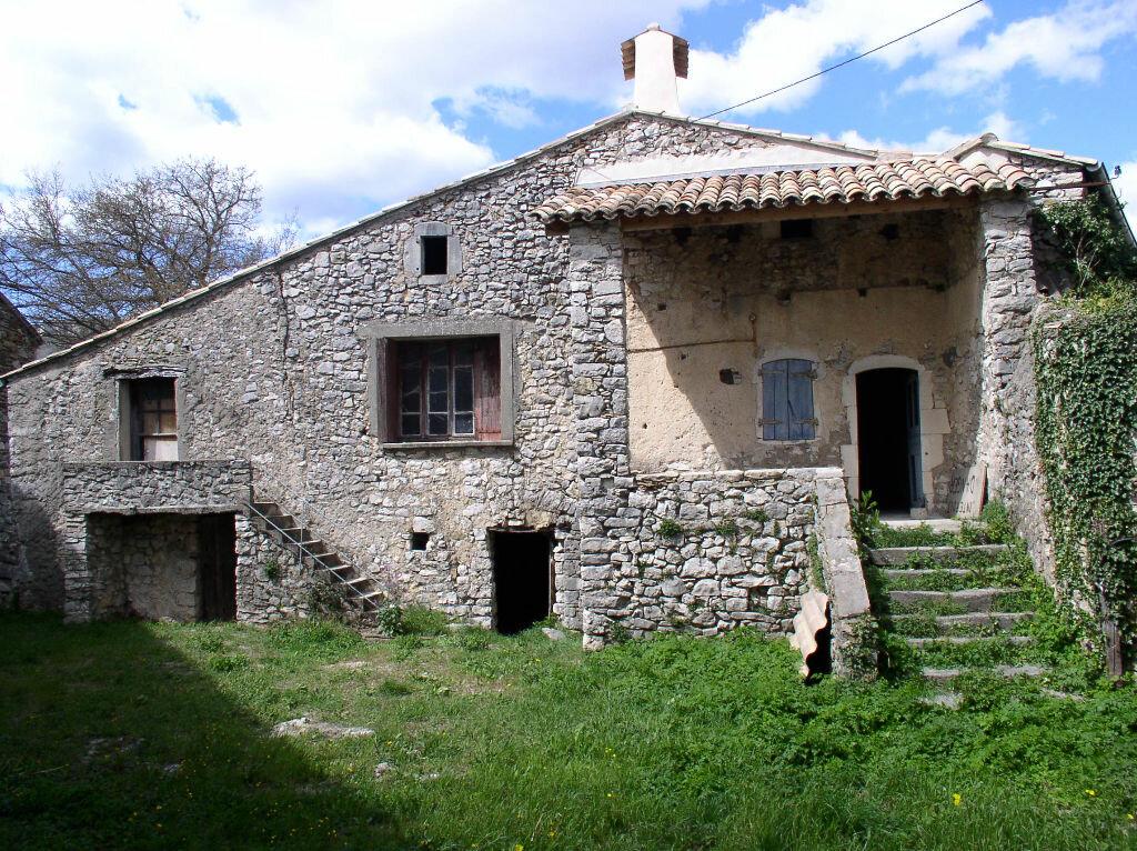 Achat Maison 7 pièces à Saint-Remèze - vignette-1